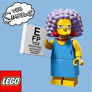 71009 LEGO SIMPSONS  Minifiguras S2 - Patty Bouvier