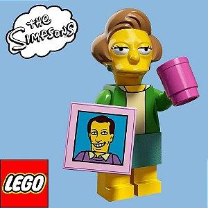 71009 LEGO SIMPSONS  Minifiguras S2 - Edna Krabappel