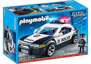 5614 PLAYMOBIL CIDADE  CARRO DE POLICIA
