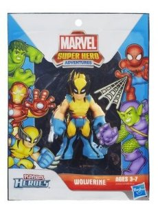 37648 MARVEL  SUPER HERO - WOLVERINE
