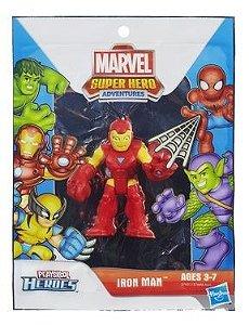 37648 MARVEL  SUPER HERO - HOMEM  DE FERRO