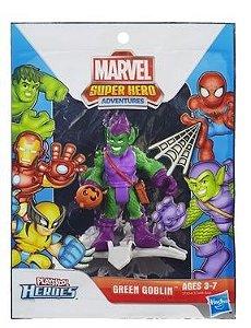 37648 MARVEL  SUPER HERO - DUENDE VERDE