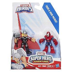 A7109 MARVEL  SUPER HERO - THOR E H.FERRO PATRIOTA