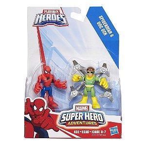 A7109 MARVEL  SUPER HERO - H. ARANHA E DR. OCTOPUS