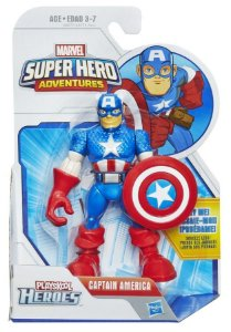 A8074 MARVEL  SUPER HERO - CAP. AMERICA