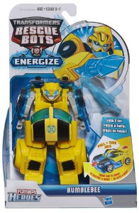 330650002 TRANSFORMES  RESCUE BOTS BUMBLEBEE