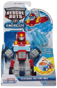330650002 TRANSFORMES  RESCUE BOTS HEAT WAVE