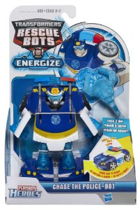 330650002 TRANSFORMES  RESCUE BOTS CHASE POLICE