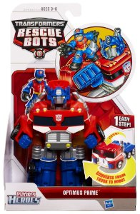 330650002 TRANSFORMES  RESCUE BOTS OPTIMUS PRIME