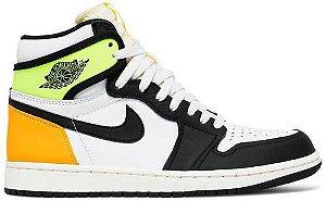 Tênis Nike Air Jordan 1 Retro High OG - Volt Gold