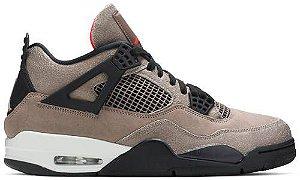 Tênis Nike Air Jordan 4 Retro - Taupe Haze