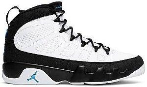 Tênis Nike Air Jordan 9 Retro - University Blue