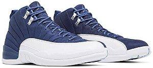 Tênis Nike Air Jordan 12 Retro - ndigo