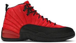 Tênis Nike Air Jordan 12 Retro - Reverse Flu Game