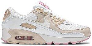 (Wmns) Tênis Nike Air Max 90 - Light Orewood Brown