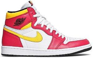 Tênis Nike Air Jordan 1 Retro High OG - Light Fusion Red