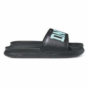 Chinelo Diamond FairFax Slide Black