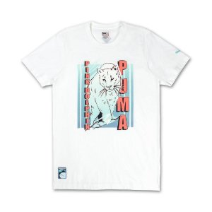 Camiseta Puma x Pink Dolphin - Tundra