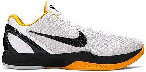 Tênis Nike Zoom Kobe 6 Protro - White Del Sol