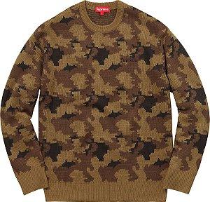 Sweater Supreme Camo