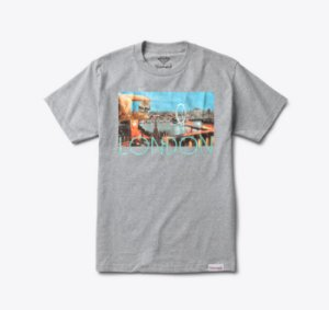 Camiseta Diamond Brilliant London