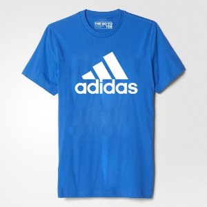 Camiseta Adidas Classic The Go to Blue