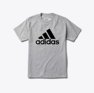 Camiseta Adidas Classic The Go To Grey