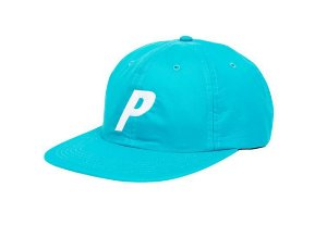 Boné 6 Panel Palace Turquoise Blue