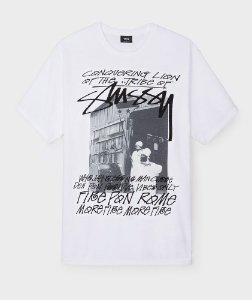 Camiseta Tribe of Stussy White