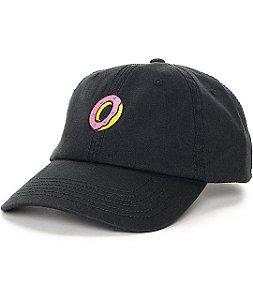 Boné Odd Future Embroidered Donut - Black