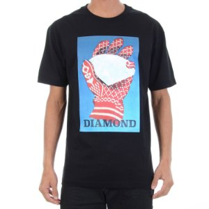 Camiseta Diamond Ice Black
