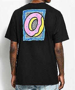 Camiseta Odd Future Pro Tour LA - Black