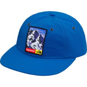 Boné 6-Panel Supreme®The North Face Mountain - Royal