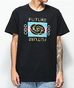 Camiseta Odd Future Eternity Ring Box - Black