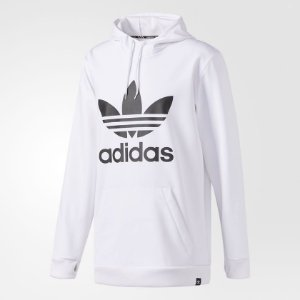 Moletom Adidas Men's Team Tech - White