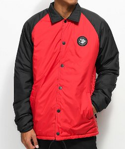 Jaqueta Vans x The North Face Torrey MTE - Red & Black