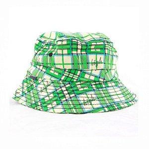 Bucket Odd Future Plaid High - Green