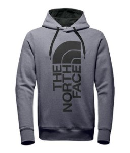Moletom The North Face Trivert Pullover - Grey