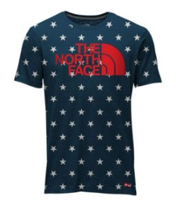 Camiseta The North Face International Collection - Navy