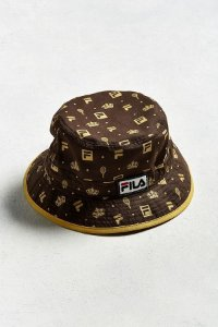 FILA Monogram Bucket Hat
