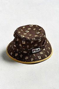FILA Monogram Bucket Hat