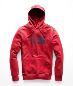 Moletom The North Face Pullover Logo - Red