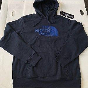 Moletom The North Face Pullover Logo - Navy