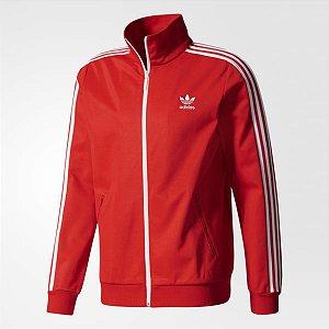 Moletom Adidas Franz Beckenbauer - Dark Red
