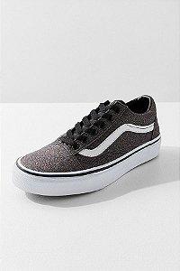 Tênis Vans Glitter Old Skool Sneaker - Black Multi