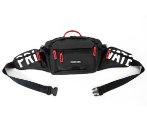 Private Label Waist/Sling Bag - Black