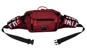 Private Label Waist/Sling Bag - Red