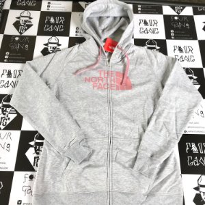 Moletom The North Face Full Zip - Grey