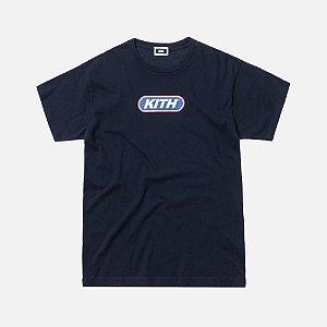 Camiseta KITH Capsula - Navy
