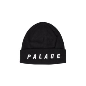 Touca Palace Spacer - Black